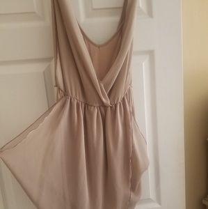 Just me sheer dress
